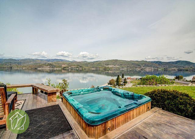 Chelan Lakeview Pool House - Image 1 - Chelan - rentals