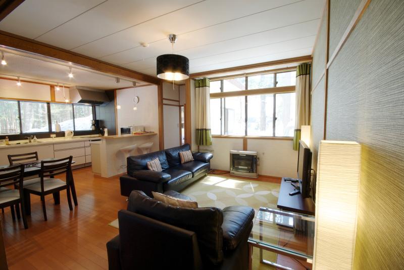 Hakuba Forest House - Self Contained Accommodation - Image 1 - Hakuba-mura - rentals