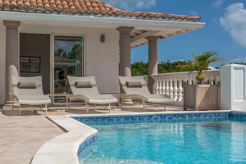 La Bastide at Terres Basses, Saint Maarten - Ocean & Sunset View, Pool - Image 1 - Terres Basses - rentals