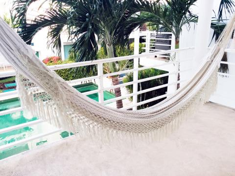 great for a nap... - Perfect Condo in tranquil complex - Playa del Carmen - rentals