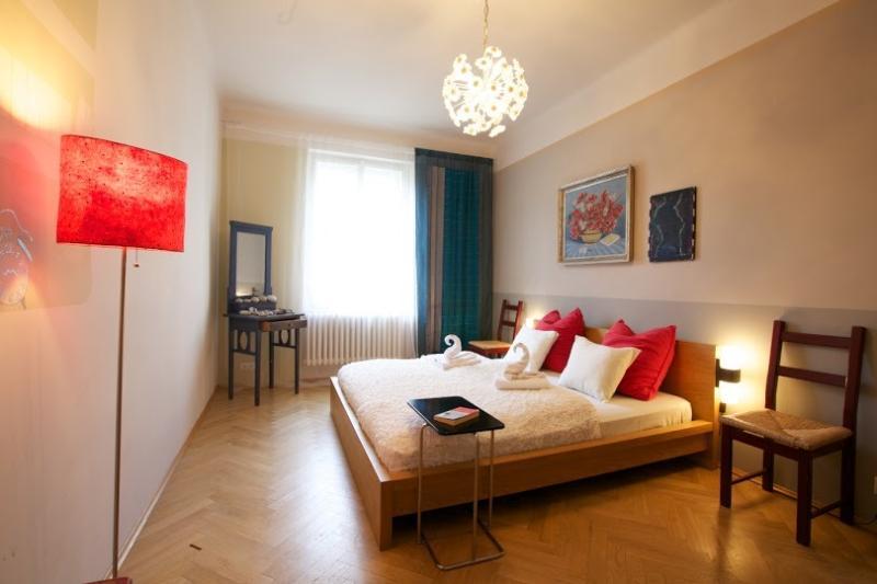 Grand Art Deco Apartment Spanelska, Wenceslas Sq - Image 1 - Prague - rentals