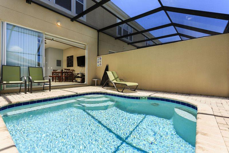 Making Memories | Townhome with Granite Countertops, Stainless Steel Appliances & Private Splash Pool - Image 1 - Orlando - rentals