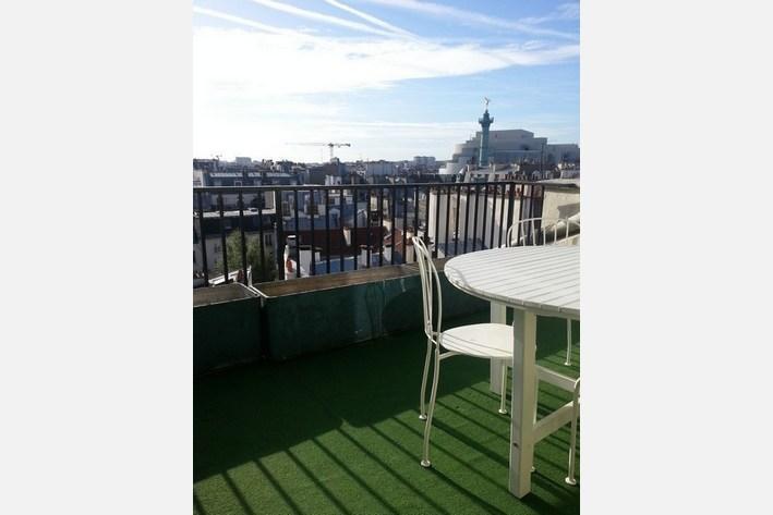 parisbeapartofit - Marais Rooftop (40) - Image 1 - Paris - rentals