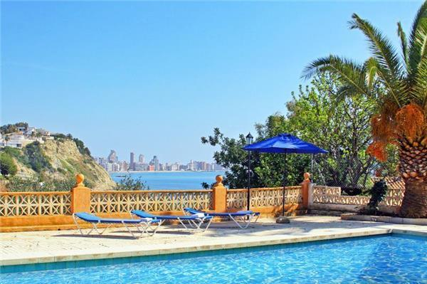 Boutique Hotel in Calpe - 75414 - Image 1 - Calpe - rentals