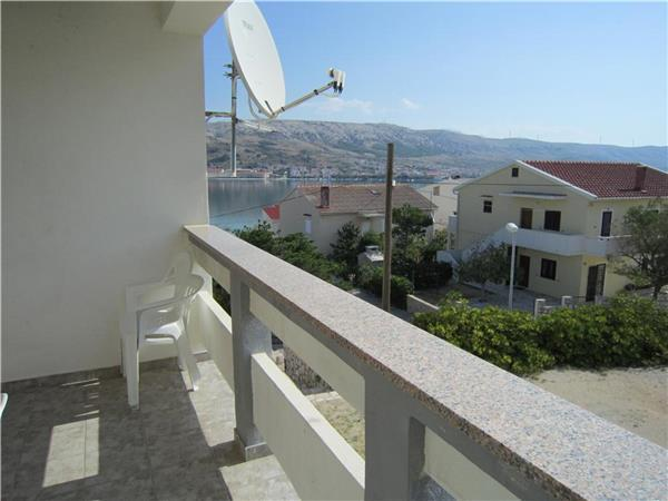 Boutique Hotel in Pag - 75461 - Image 1 - Pag - rentals