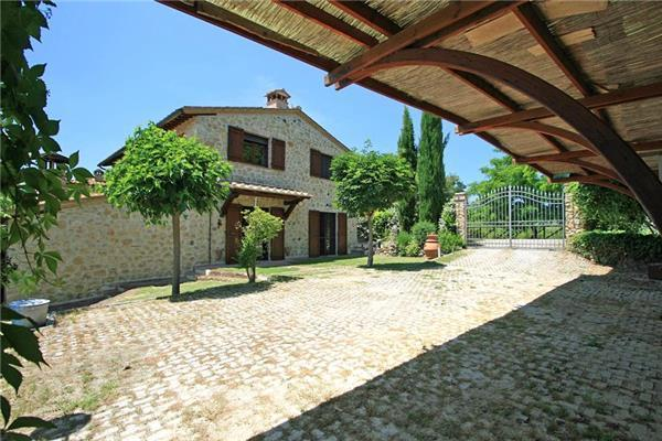 Boutique Hotel in San Gimignano - 75976 - Image 1 - San Gimignano - rentals