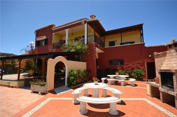 Boutique Hotel in Moya - 76955 - Image 1 - Villa de Moya - rentals