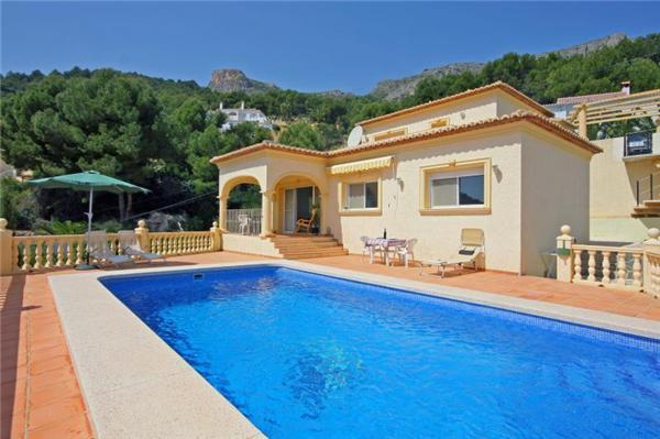 Boutique Hotel in Calpe - 77441 - Image 1 - Calpe - rentals
