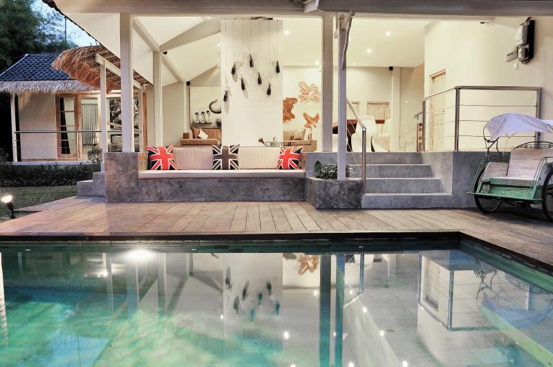 Your Paradise Home-Away-From-Home. - BEST LOCATION! 4BEDROOM! VILLA BU! SLEEPS 10 - Seminyak - rentals