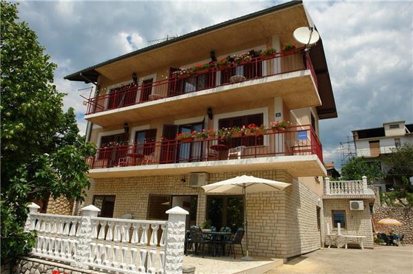 Boutique Hotel in Novi Vinodolski - 83662 - Image 1 - Novi Vinodolski - rentals