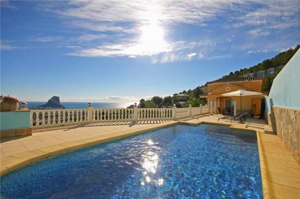 Boutique Hotel in Calpe - 77969 - Image 1 - Calpe - rentals