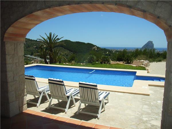 Boutique Hotel in Calpe - 78165 - Image 1 - Calpe - rentals
