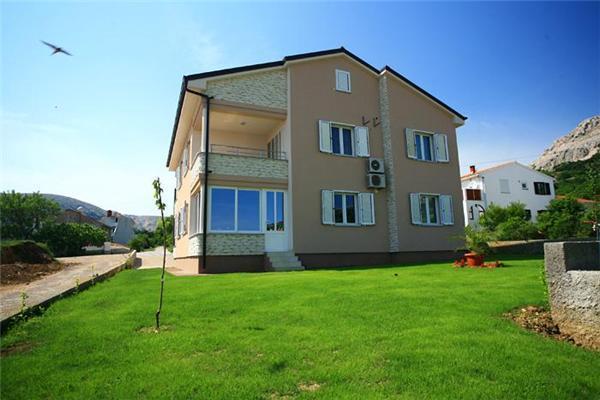 Boutique Hotel in Baška - 83646 - Image 1 - Baska - rentals