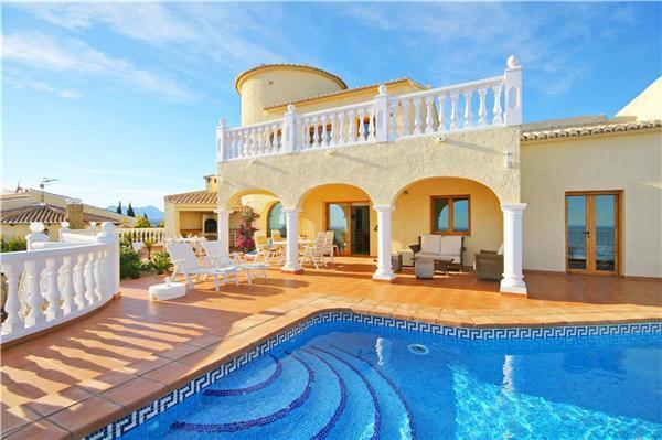Boutique Hotel in Moraira - 78672 - Image 1 - Benitachell - rentals