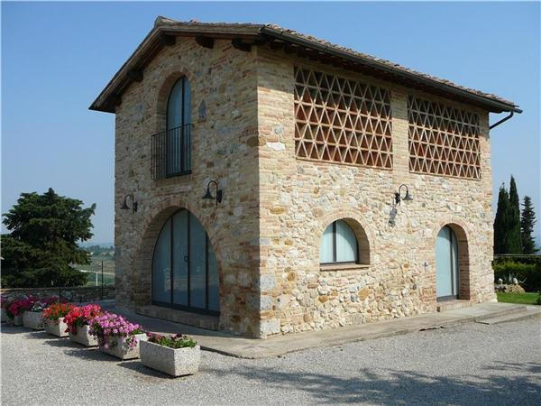 Boutique Hotel in San Gimignano - 79827 - Image 1 - San Gimignano - rentals