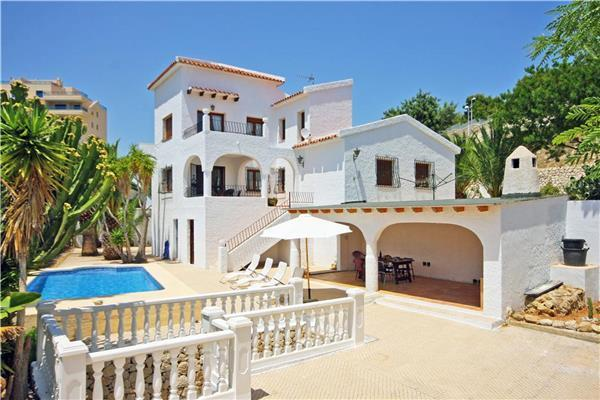 Boutique Hotel in Calpe - 79910 - Image 1 - Calpe - rentals