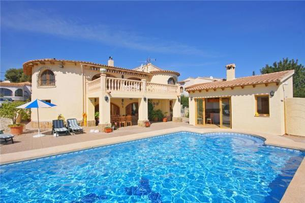 Boutique Hotel in Calpe - 80081 - Image 1 - Calpe - rentals