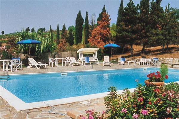 Boutique Hotel in San Gimignano - 80109 - Image 1 - San Gimignano - rentals
