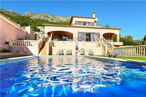 Boutique Hotel in Calpe - 80180 - Image 1 - Calpe - rentals