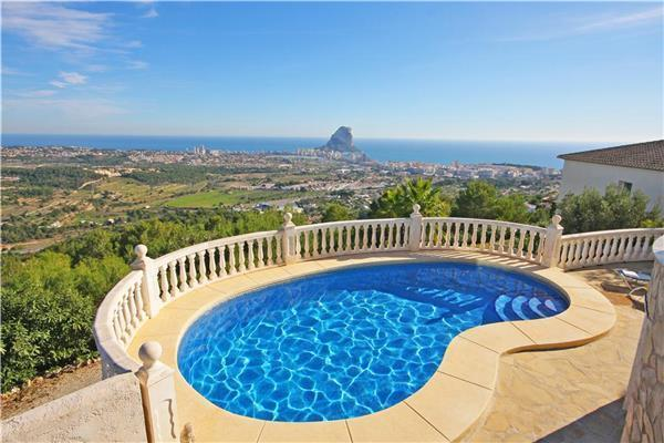 Boutique Hotel in Calpe - 80467 - Image 1 - Calpe - rentals