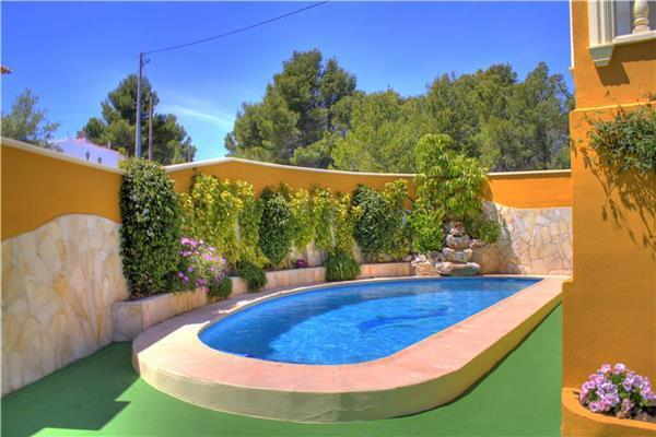 Boutique Hotel in Calpe - 80616 - Image 1 - Calpe - rentals