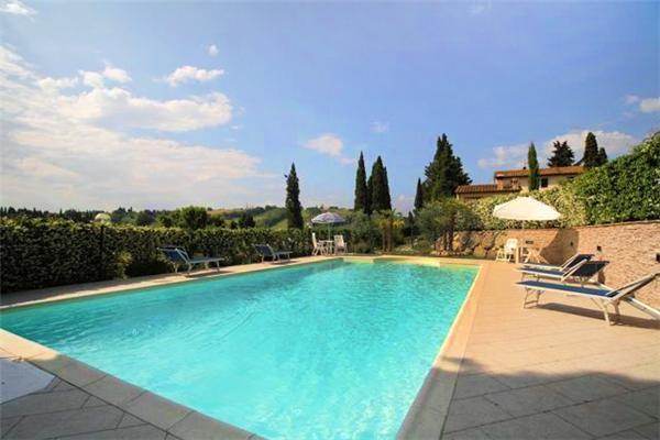 Boutique Hotel in San Gimignano - 82558 - Image 1 - San Gimignano - rentals