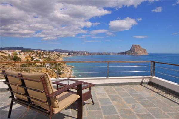 Boutique Hotel in Calpe - 84257 - Image 1 - Calpe - rentals