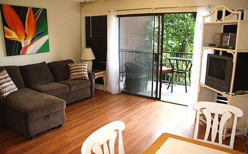 Spacious living area - Molokai_Shores 224 - Kaunakakai - rentals