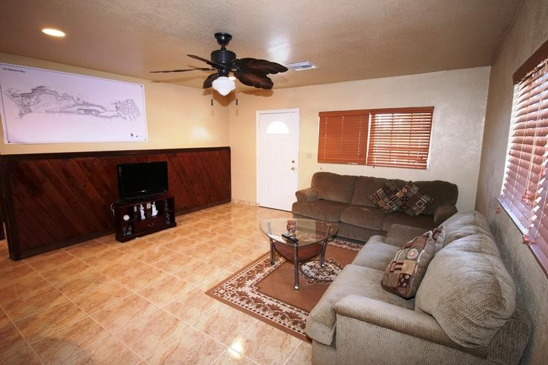 Living Room - Fisherman's Escape in Bootle Bay West Grand Bahama - West End - rentals