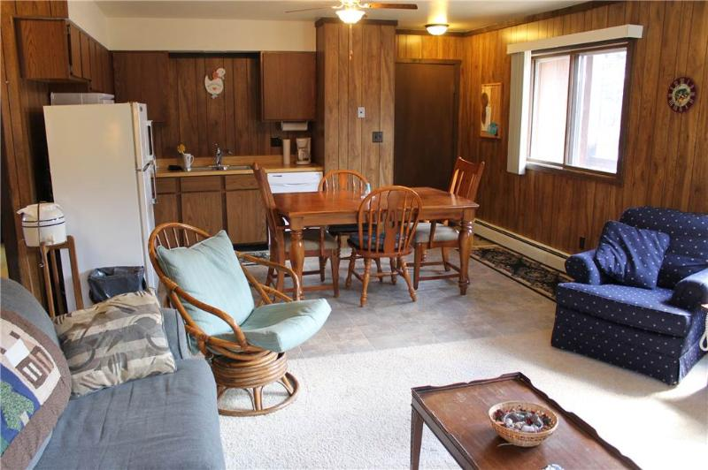Located at Base of Powderhorn Mtn in the Western Upper Peninsula, A Quadruplex Home Across the Street From the Main Ski Lodge - Image 1 - Ironwood - rentals