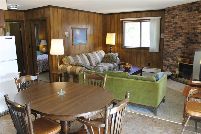 Located at Base of Powderhorn Mtn in the Western Upper Peninsula, A Quadruplex Rental Across the Street from the Main Ski Lodge - Image 1 - Ironwood - rentals