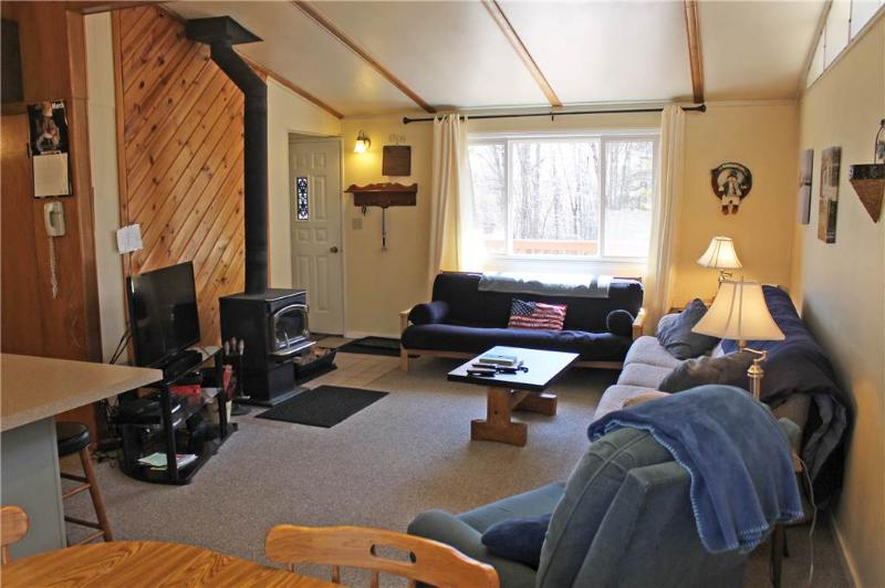 Located at Base of Powderhorn Mtn in the Western Upper Peninsula, Single Level Home Withing Walking Distance of Main Ski Lodge - Image 1 - Ironwood - rentals