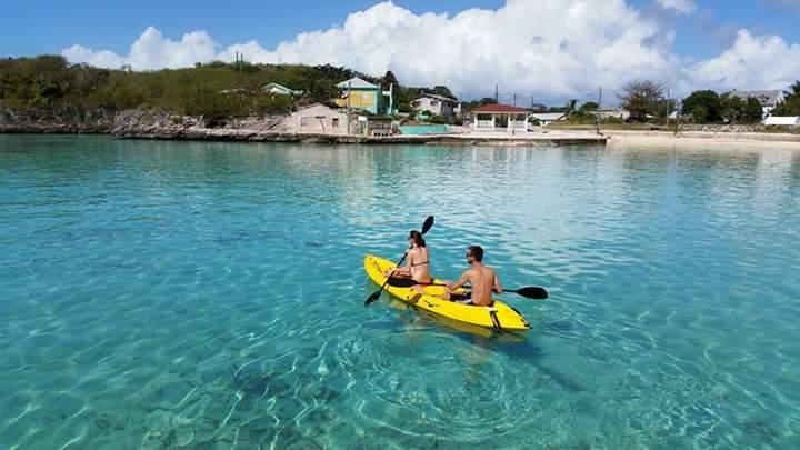 Seahorse Cottage, Eleuthera, Bahamas, Waterfront w/ Pool, Free Kayaks - Seahorse, Waterfront w/ Pool,  #1 Lonely Planet - Gregory Town - rentals