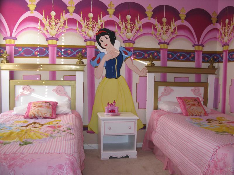 Princess Bedroom - The Magic Palace - Kissimmee - rentals