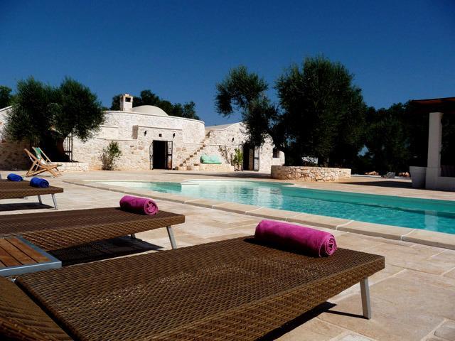 Trullo Fico with sun beds - Trullo Fico - Ostuni - rentals