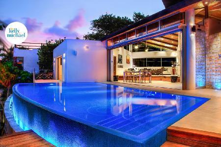 Upscale Beauty with Caribbean Sea Views, Jacuzzi & Infinity Pool - Kite House - Image 1 - Playa del Carmen - rentals