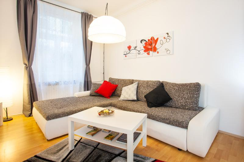 Apartment MaTea in heart of Zagreb - Image 1 - Zagreb - rentals