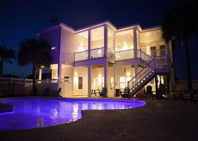 Welcome to Tipsy Turtle - Tipsy Turtle: Private Pool, Close to Beach, Pets, Grill - Port Aransas - rentals
