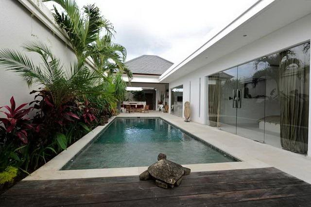 Villa Kallayaan - Complex of modern luxury and comfy villas 6BR - Seminyak - rentals