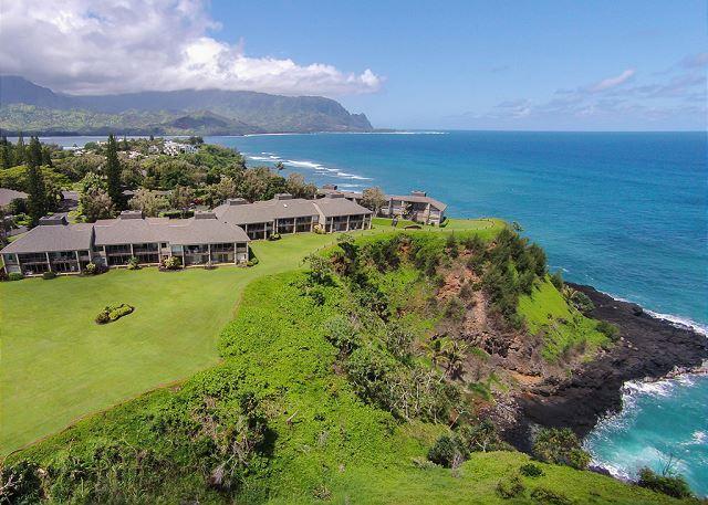 Pali Ke Kua #241: Ocean  rates! - Image 1 - Princeville - rentals