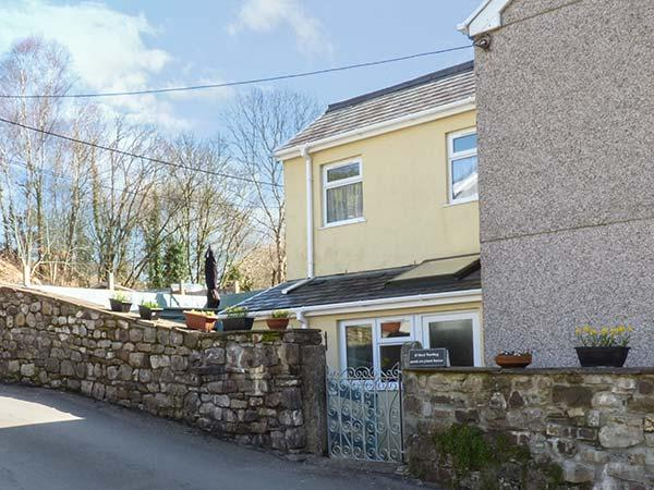 CWMTWRCH COTTAGE family-friendly, woodburner, near Brecon Beacons in Cwmtwrch Ref 922290 - Image 1 - Cwm-twrch Uchaf - rentals