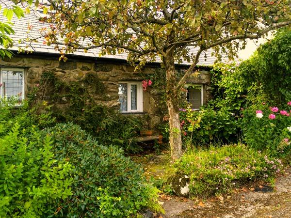 HENDY COTTAGE, 17th century detached, pet-friendly, woodburner, WiFi, near Pwllheli, Ref 923445 - Image 1 - Llanarmon DC - rentals