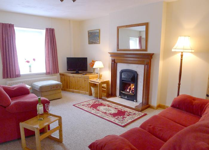 Pet Friendly Holiday Cottage - 8 Smyth Street, Fishguard - Image 1 - Fishguard - rentals