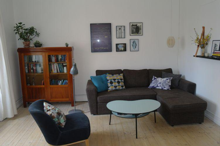 Haderslevgade Apartment - Bright Copenhagen apartment near Carlsberg city - Copenhagen - rentals