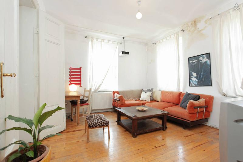 LOVELY CO(OL+ZY+MFY) FLAT @ GALATA WITH TERRACE - Image 1 - Istanbul - rentals