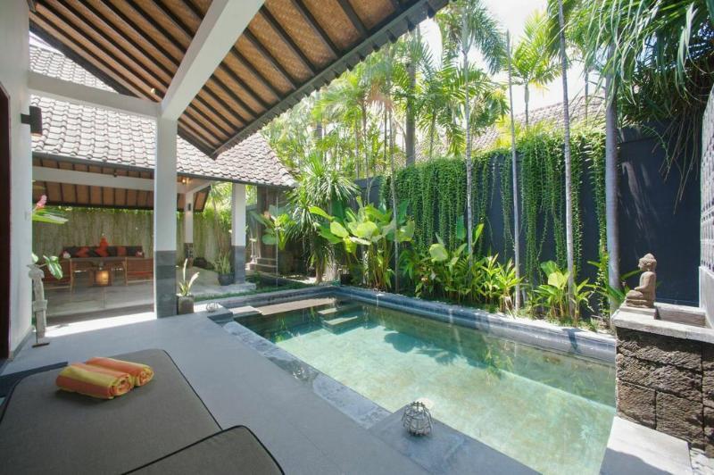 Refreshing private swimming pool - Villa Allira;  Amazing 1 Bedroom Villa in Seminyak - Seminyak - rentals