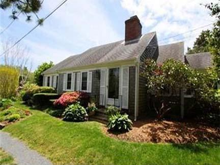 Front of House - South Chatham Cape Cod Vacation Rental (9577) - South Chatham - rentals