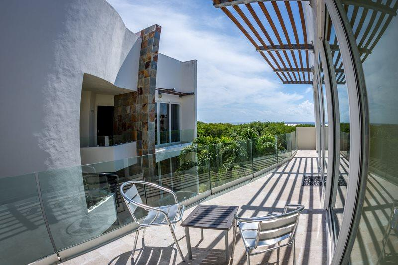 Ocean View Penthouse at Mamitas Beach - Image 1 - Riviera Maya - rentals