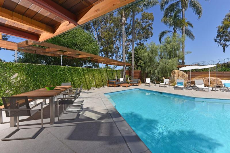 La Jolla Shores Mid-Century Modern Pool Home - Image 1 - La Jolla - rentals