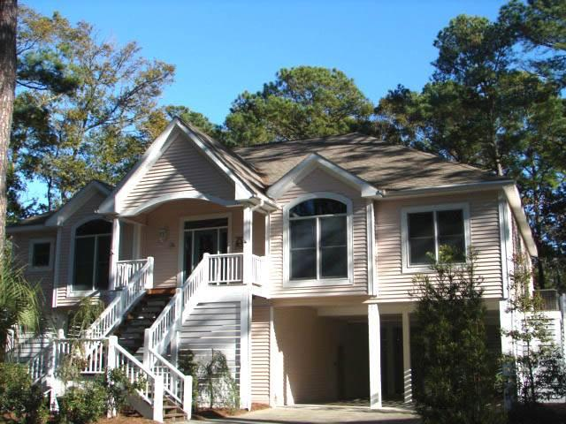 "510 Oristo Ridge - ""Cat-A-Tonic"" - Ocean Ridge - Image 1 - Edisto Beach - rentals"